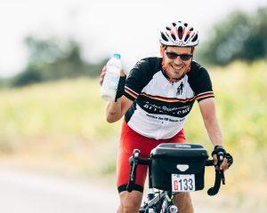 Paris-Brest-Paris 2015 nach 1000km, Milch macht's möglich!